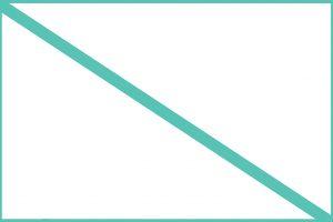 対角線構図イメージ