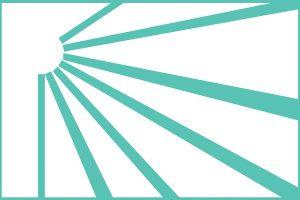 放射線構図イメージ