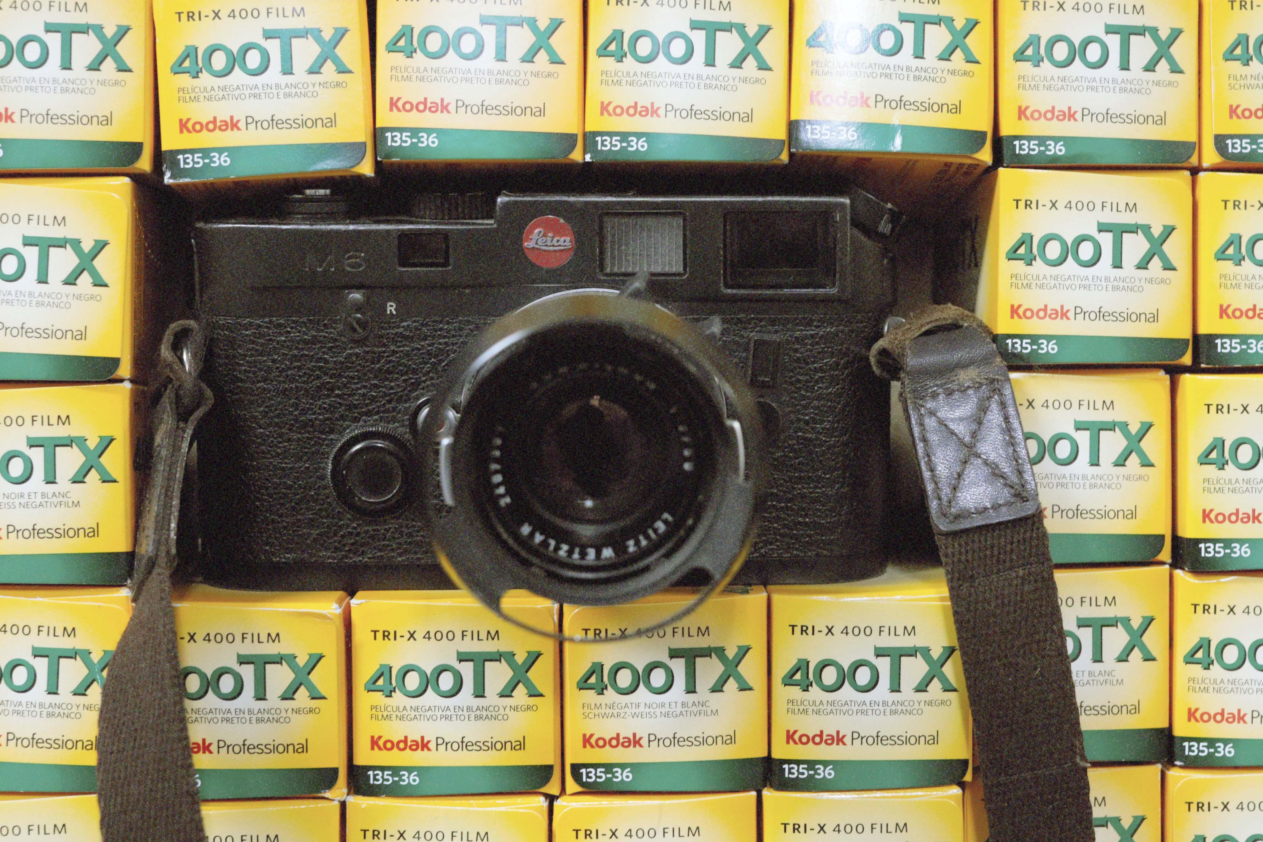 フィルムカメラ/写真の魅力 Leica社製 M6