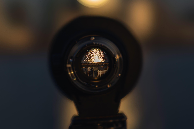 物撮り作品例 レンズ