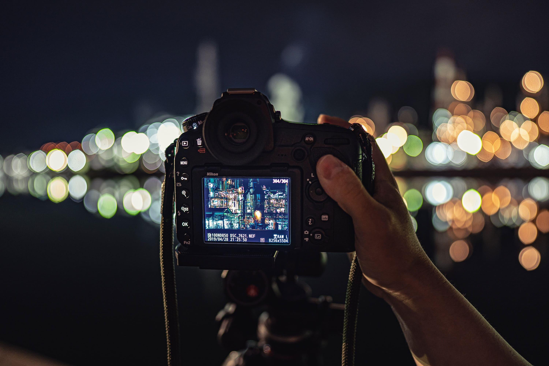 物撮り作品例 カメラ