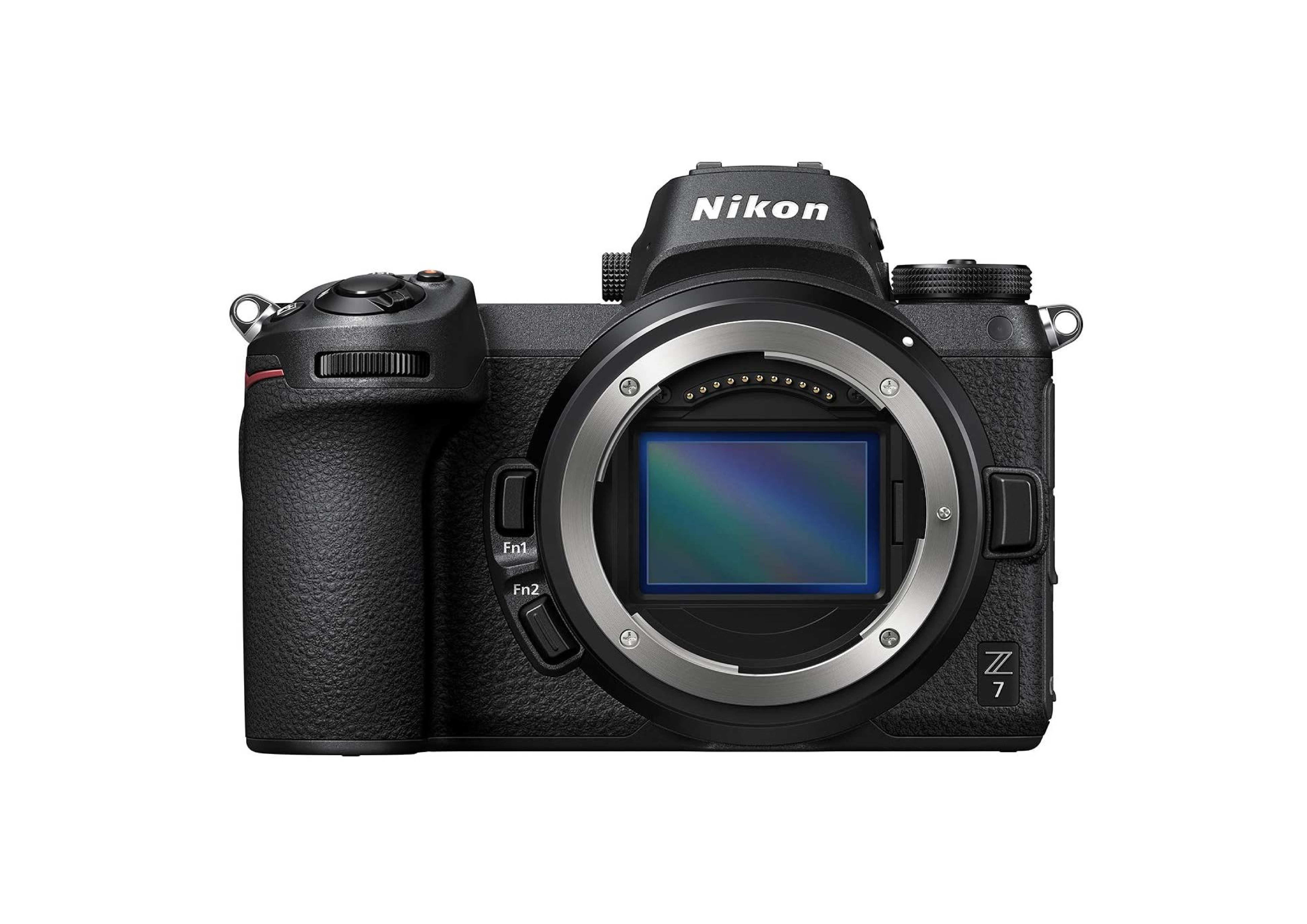 物撮り用カメラ①Nikon ミラーレスカメラ 一眼 Z7 ボディ