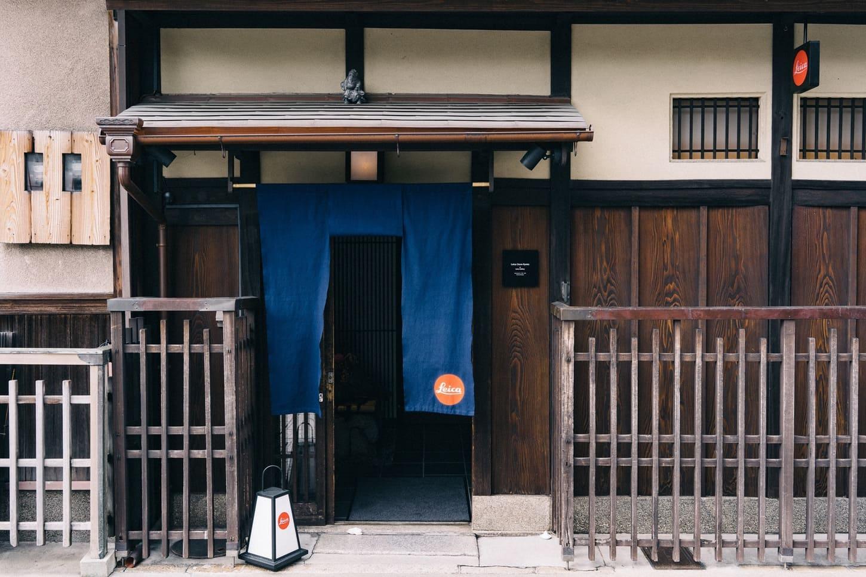 エモいフィルム調加工 京都