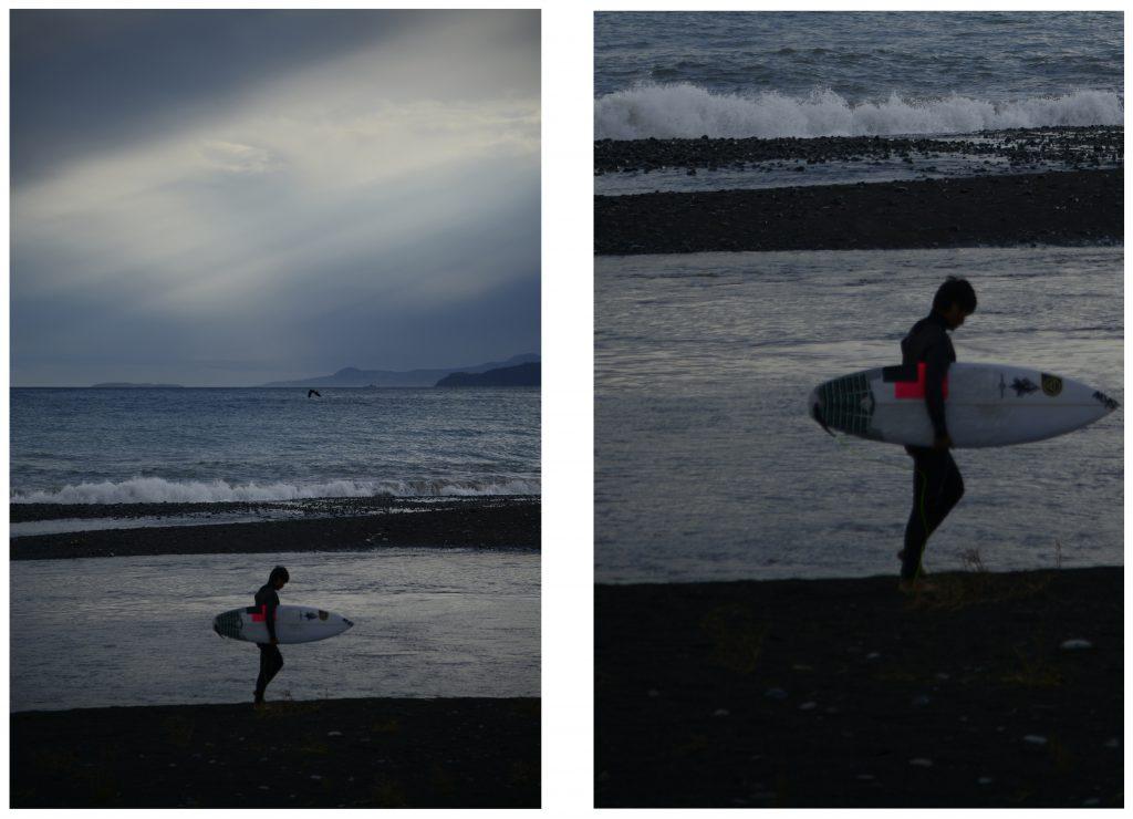 左が点景写真、右がアップサイズの写真