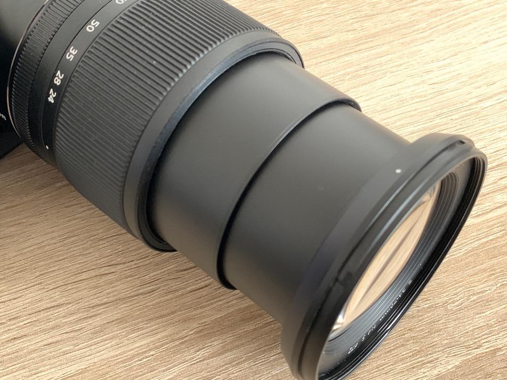 一眼レフセルフメンテナンス方法 レンズの筒内部