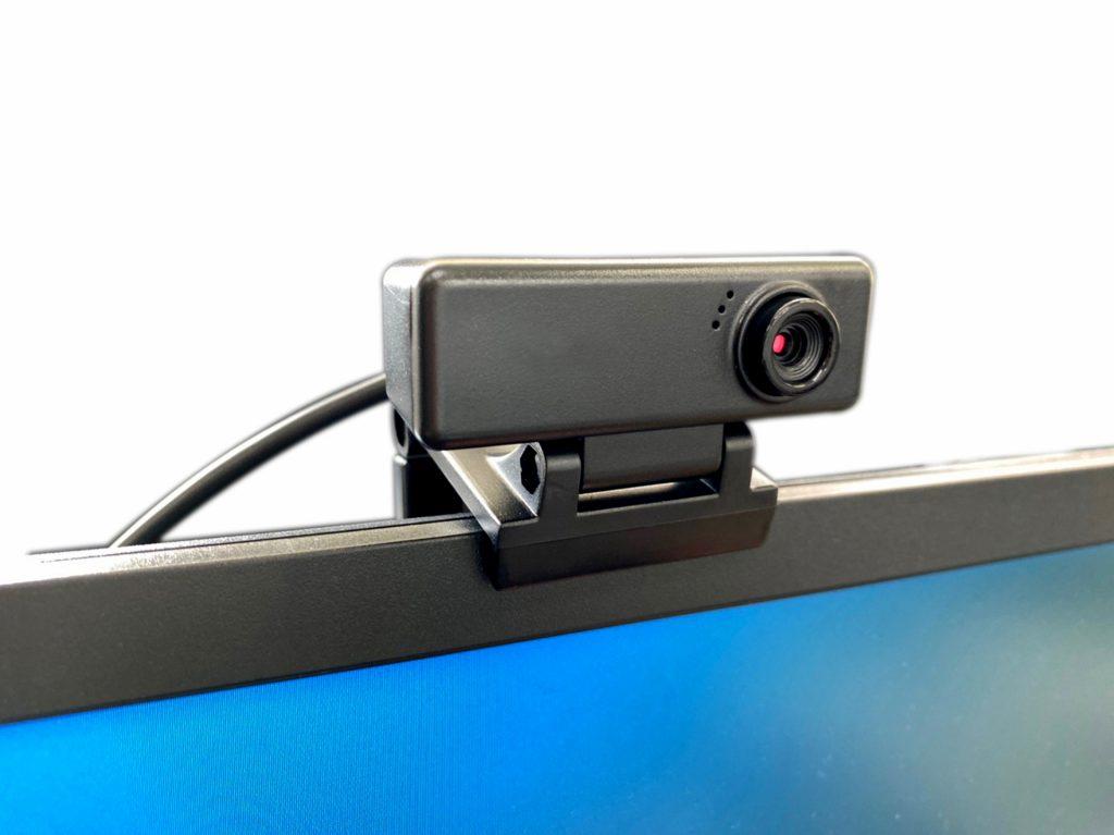 ZOOM会議 外付けwebカメラ